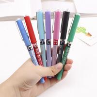 白雪直液式走珠笔彩色水笔中性笔学习办公水笔0.38/0.5mmPVN-159