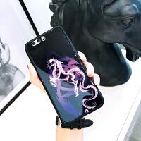 华为p10plus手机壳玻璃手机套p10个性创意男女款全包防摔外壳