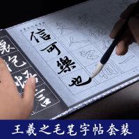 王羲之兰亭序行书字帖 水写布毛笔字帖书法临摹