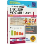SAP Learning Vocabulary Workbook 1 小学一年级英语词汇练习册在线测试版 新加坡教辅
