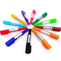 宝克记号笔MP-210双头油性笔12色唛克笔POP广告笔DIY创意涂鸦笔