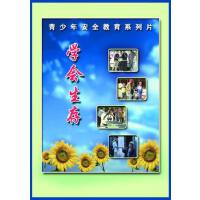 正版 少年儿童安全教育系列片 学会生存 4VCD