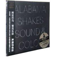 正版现货  贝阁 AlabamaShakes阿拉巴马・雪克乐团:声音与色彩CD