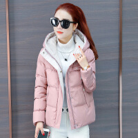 短款棉衣女2018冬季新款潮流小棉袄女装韩版学生羽绒女面包服