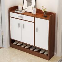 【一件3折】欧式镂空鞋柜收纳简约现代门厅柜经济型客厅门口简易组装鞋架家用
