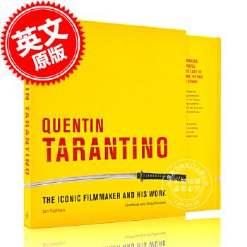 现货 昆汀塔伦蒂诺电影艺术画册设定集:导演电影制作偶像和他的作品集 英文原版 Quentin Tarantino 精装 好莱坞往事杀死比尔导演 昆汀塔伦蒂诺电影艺术画册设定集:导演电影制作偶像和他的作品集 英文原版 Quentin Tarantino 精装 好莱坞往事杀死比尔导演