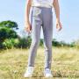 【2件7折到手价:102】小猪班纳童装女童修身打底裤2021春季新款儿童弹力裤子中大童长裤