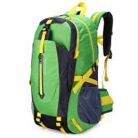 户外登山包男定制logo旅游双肩包女学生书包骑行运动背包
