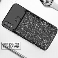华为荣耀8X背夹电池honor8X无线充电宝nova3i专用一体3i手机壳充电轻薄便携大容量无下巴移 荣耀8X - 花
