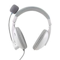 【新品】 儿童耳机头戴式 带麦克风话筒耳麦 适用步步高点读学习机 手机IMOO 白色【手机/学习机/电脑通用】 官方标