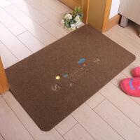地�|地毯【支持�Y品卡支付】�o欣家居 硬毛可裁剪中小�入�T�T�P地�| 吸水防滑�|�T�d蹭蹭�| 客�d�N房�_�|�T�|多色可�x