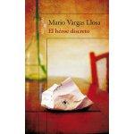 西班牙语原版 略萨:卑微的英雄 诺贝尔文学奖 Mario Vargas Llosa: El héroe discret