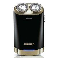 飞利浦(PHILIPS)电动剃须刀 HS199 浮动刀头USB充电式刮胡刀胡须刀 自动研磨 礼盒装