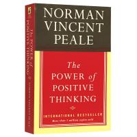 积极思考就是力量 英文原版 The Power of Positive Thinking 英文版 华研原版