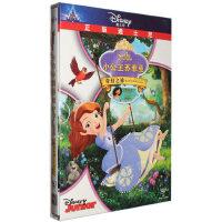 小公主苏菲亚奇幻之旅DVD高清正版迪士尼动画片光盘中英双语