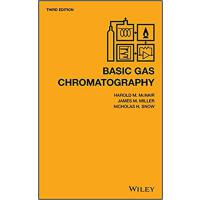 【预订】Basic Gas Chromatography Third Edition 9781119450757