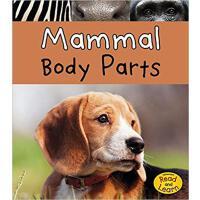【预订】Mammal Body Parts 9781484625590