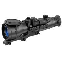 白俄罗斯YUKON 幻影3x50 4x60 2代+红外线夜视瞄准镜夜视仪 可观测700米