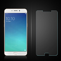 Easeyes 爱易思 OPPOR9S钢化玻璃膜 手机高清屏幕保护防爆贴膜 两片装