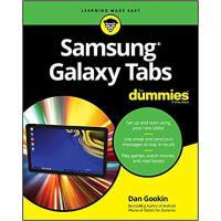 【预订】Samsung Galaxy Tab For Dummies 9781119466604