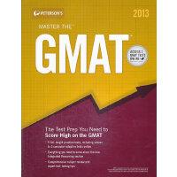 Master the GMAT 2013 - (w/ CD)掌握GAMT2013 整整9套完整试题,其中含3套GMAT