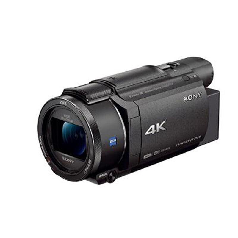 Sony/索尼 FDR-AX60 高清数码摄像机 家用旅游 4K便携取景录像机