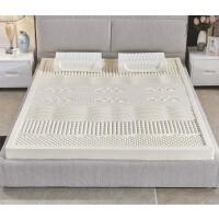 泰国乳胶床垫5/10天然1双人学生宿舍席梦思榻榻米酒店床垫