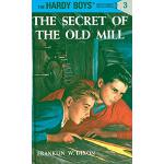 【预订】Hardy Boys 03: the Secret of the Old Mill