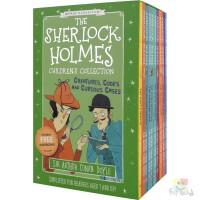The Sherlock Holmes 夏洛克・福尔摩斯侦探故事10册 柯南道尔 青少年儿童英语课外读物章节小说 英文原