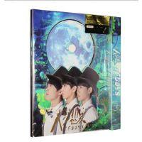原装正版 首张MINI专辑 TFBOYS:大梦想家 CD+写真歌词+海报 音乐CD