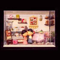 智趣屋diy创意蛋糕店送女朋友男生闺蜜姐姐老婆生日礼物新奇浪漫