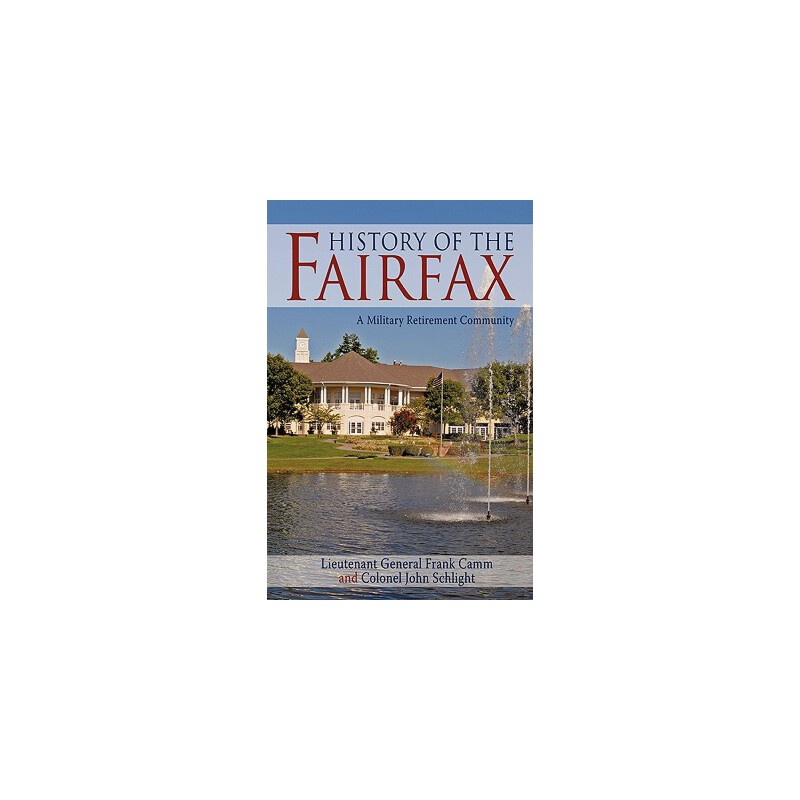【预订】History of the Fairfax: A Military Retirement Community 预订商品,需要1-3个月发货,非质量问题不接受退换货。