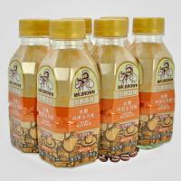台湾伯朗咖啡 焦糖玛琪朵风味咖啡饮料 三合一即饮品330ml*6瓶装