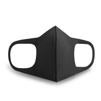 【两件包邮】日本pitta mask口罩时尚潮款个性透气鹿晗明星同款灰黑色防晒男女