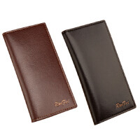 Ruofei 男士长款钱包多卡位手拿包软皮夹男手机包RF-526