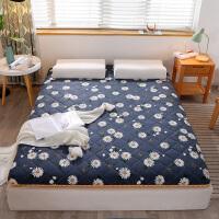 9cm加厚全棉学生床垫宿舍0.9m床单人纯棉被褥1.2垫被90x200cm床褥子1.5/1.8米床垫褥子