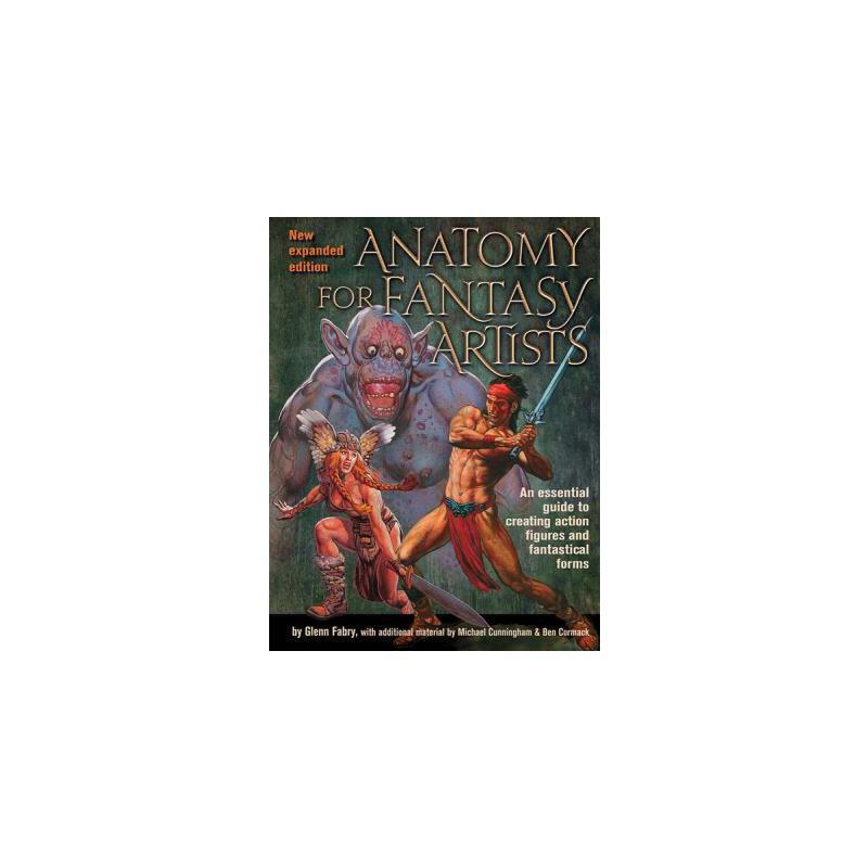 【预订】Anatomy for Fantasy Artists: An Essential Guide to Creating Action Figures and Fantastical Forms 预订商品,需要1-3个月发货,非质量问题不接受退换货。