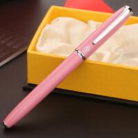 毕加索PS-916淡粉色财务笔钢笔笔尖0.38当当自营