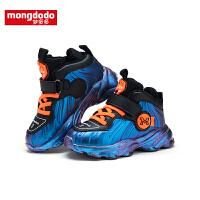 巴拉巴拉旗下梦多多(mongdodo)2019冬季新款男童儿童旅游鞋