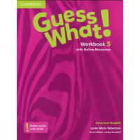 Guess What! American English Level 5 WorkBook with Online R