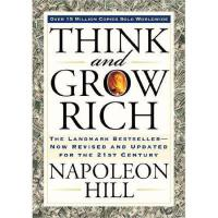 【现货】英文原版 思考致富 Think and Grow Rich 平装毛边版特殊装帧 Napoleon Hill 励志