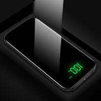 迷你充电宝便携大容量超薄苹果冲移动电源小米vivo华为oppo魅族手机通用型20000毫安小巧专用快