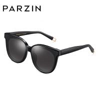 帕森太阳镜女 板材复古大框潮墨镜女士司机驾驶 黑框眼镜新款9752