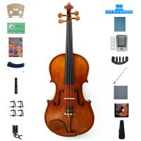 Saysn思雅晨初学者入门练习小提琴儿童成人学生乐器哑光 V-010 4/4 3/4 1/4 1/2小提琴