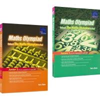 【首页抢券300-100】SAP Maths Olympiad Junior 1-2 新加坡教辅 奥林匹克数学 小学奥数