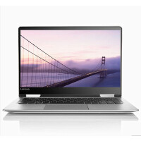 联想(Lenovo)YOGA710 14英寸触控笔记本 256GSSD 2G独显 全高清IPS 360°翻转 正版office)银色
