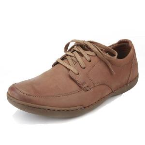 Clarks/其乐男鞋2017秋冬新款舒适轻质休闲板鞋Rutland Apron专柜正品直邮