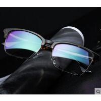 复古电脑防辐射眼镜 新款男士平光镜防蓝光眼镜 韩版时尚女款电竞专用护目镜眼睛