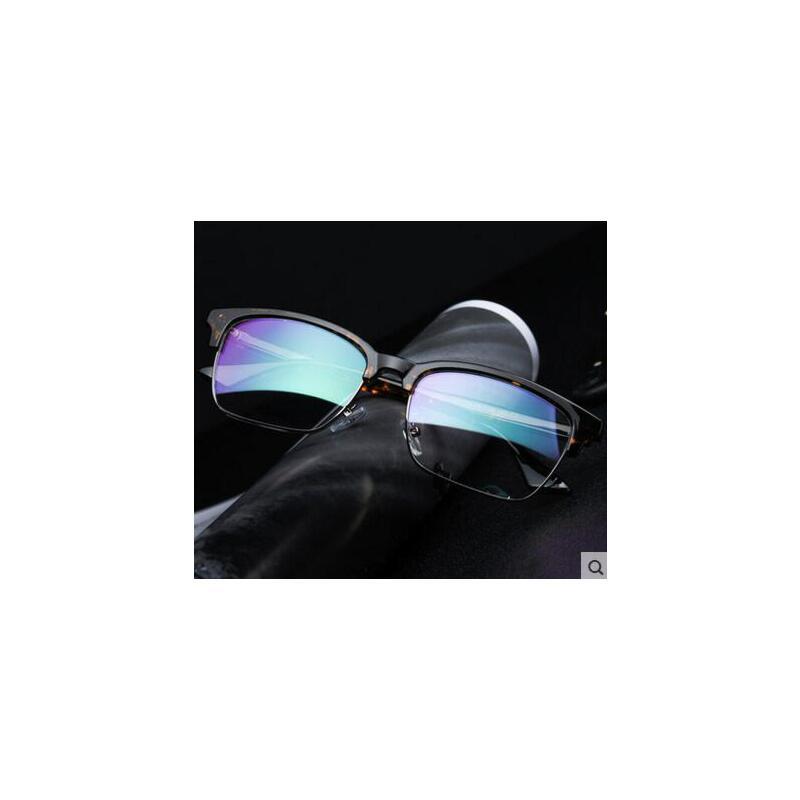 复古电脑防辐射眼镜 新款男士平光镜防蓝光眼镜 韩版时尚女款电竞专用护目镜眼睛 品质保证 售后无忧  支持货到付款