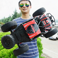赛车大脚攀爬车儿童玩具男大号遥控汽车越野车四驱充电动耐摔高速
